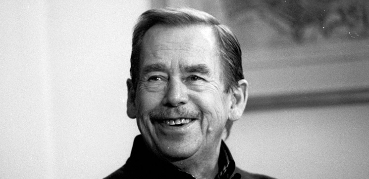 Czech The Records: Vaclav Havel Was Technically President of 4 Different Nations