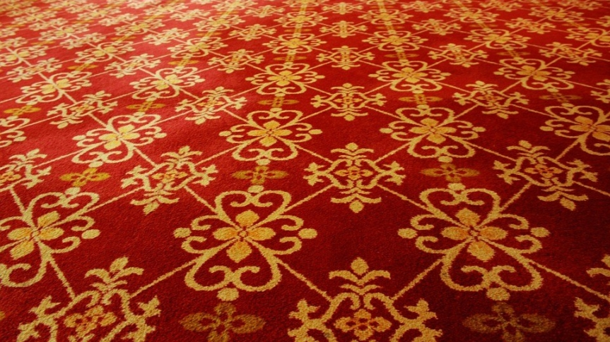 Brain Teaser: Find The Phone On The Carpet – SimpleRight?