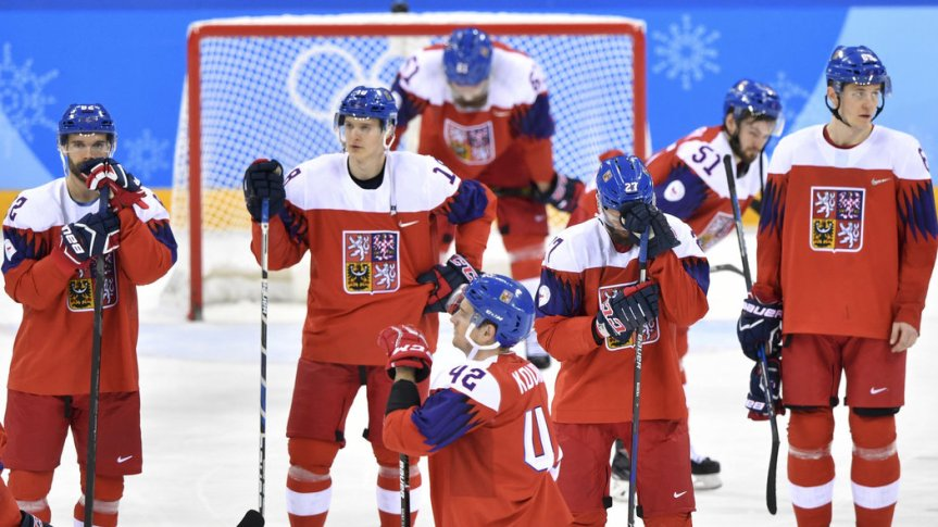 Ice Hockey World Championships: Czech Republic Vs USA Preview