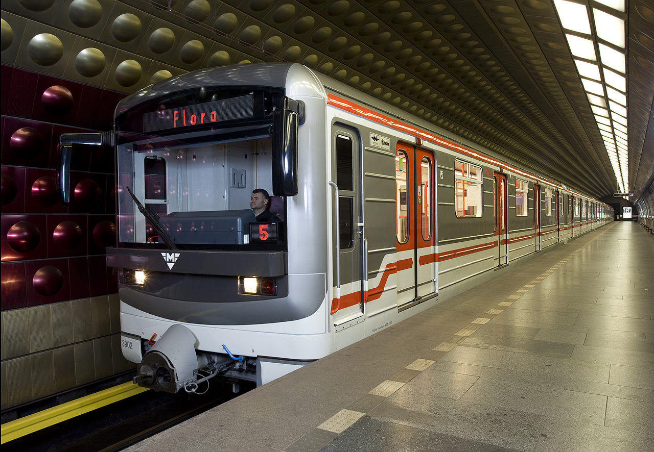 Prague Metro Set for 4G Mobile Data Trials